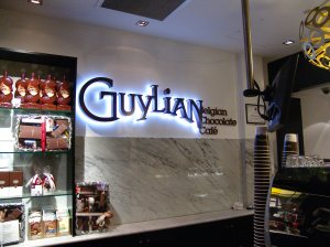 Guylian Belgian Chocolate Cafe